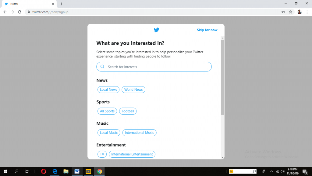 hiermee kun je je Twitter-ervaring personaliseren