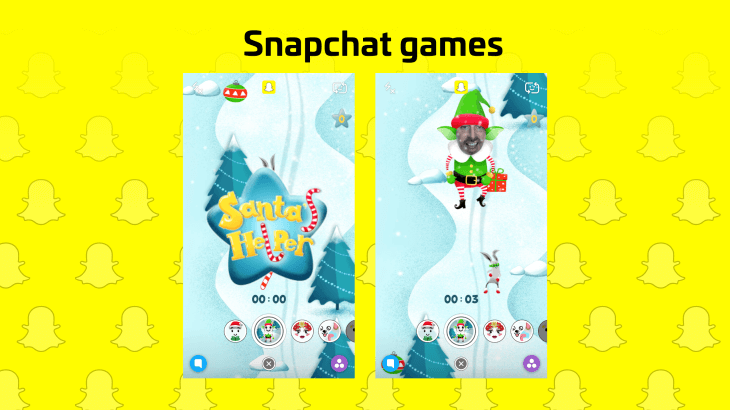 What are Snap Games, how do they work