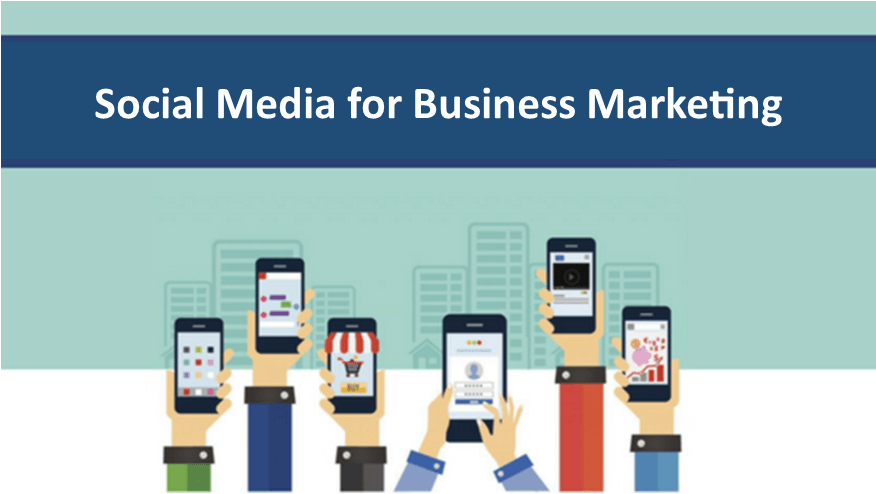 Text Box: Social Media for Business Marketing