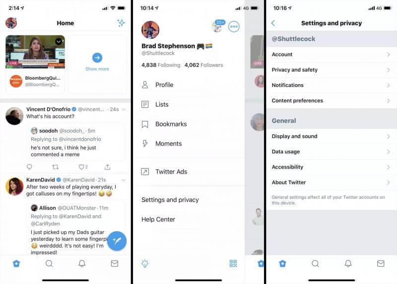 Hoe de nachtmodus aanzetten op Twitter voor iOS en Android