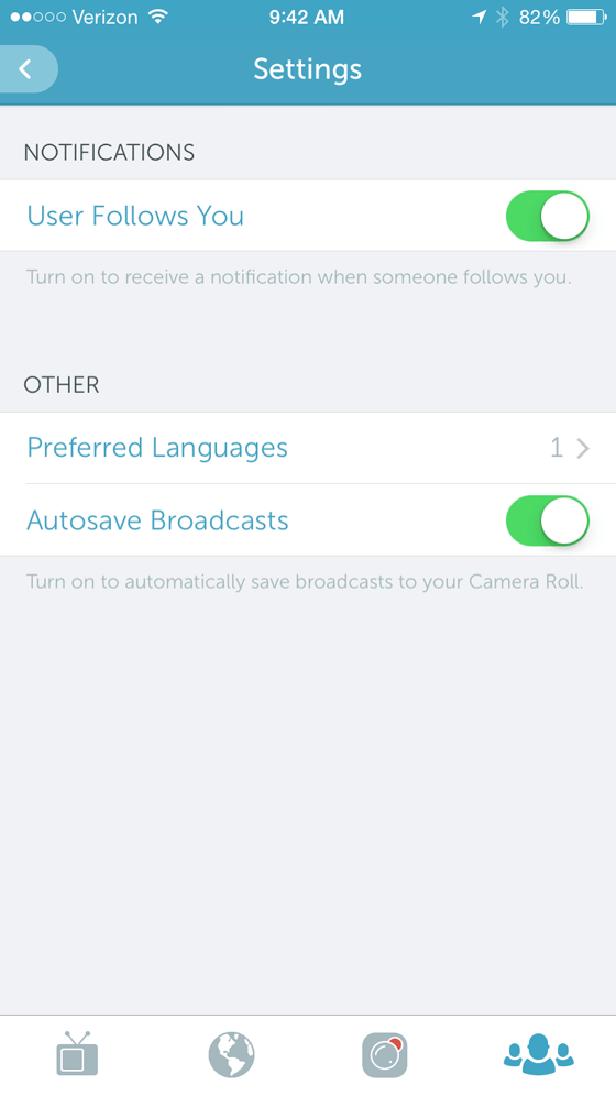 blocked on Periscope