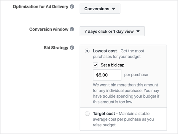 The Facebook Ad Algorithm