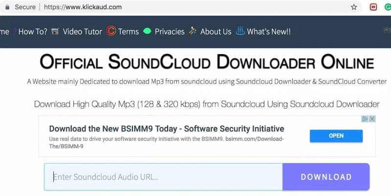 Download With a Third-Party Downloader