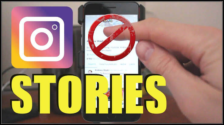How to Hide Your Story on Instagram