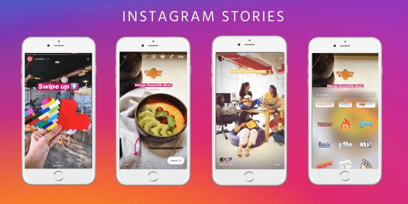 Stories posten, um Aufmerksamkeit zu erregen