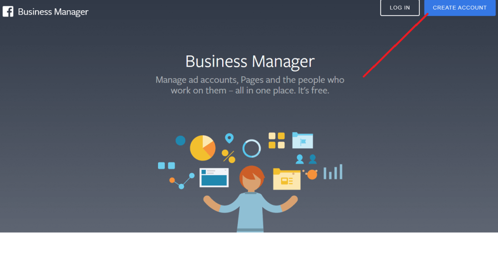Set up your Business Manager account