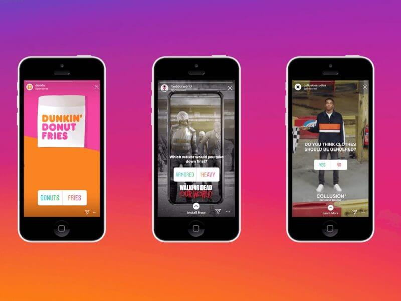 How to Create Instagram Stories Polling Sticker Ads
