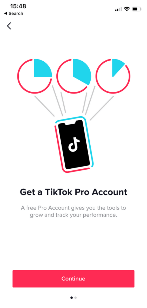 Create A Pro Account