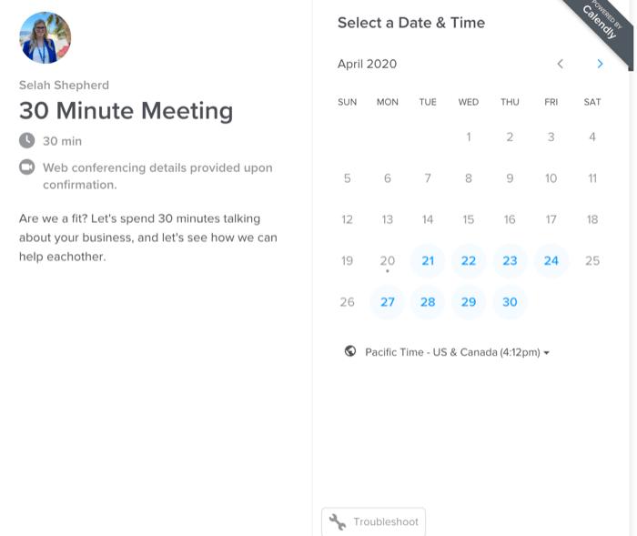 meeting area Zoom
