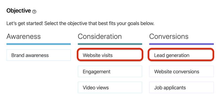 Establish Up Your LinkedIn Campaign