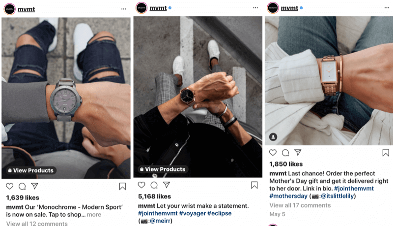 Consider taking Instagram Photos with innovative Camera Angles
