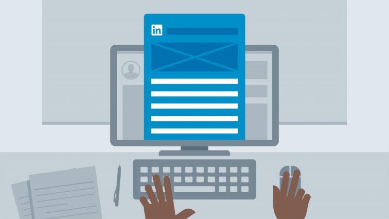 Linkedin blueframe