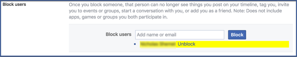 How to Block Toxic People on Facebook