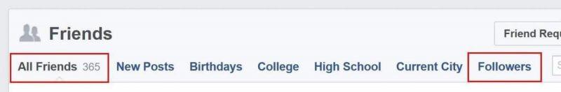 Twój profil na Facebooku