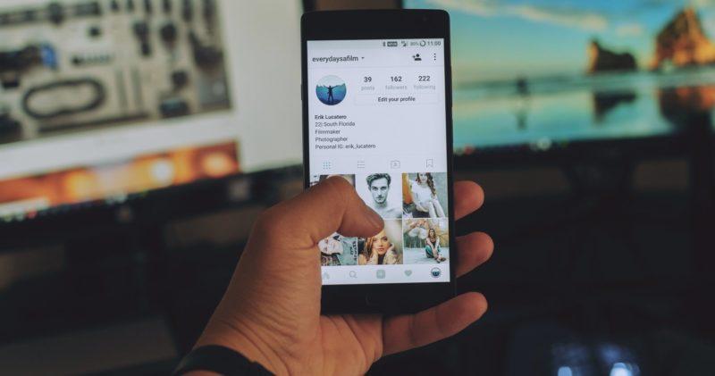 Posty na Instagramie