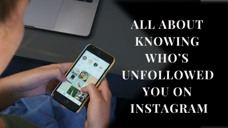 how to see who's unfollowed you on Instagram