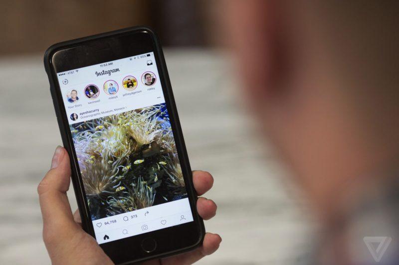 Peux-tu ajouter plus d'une photo à ta Story Instagram ?