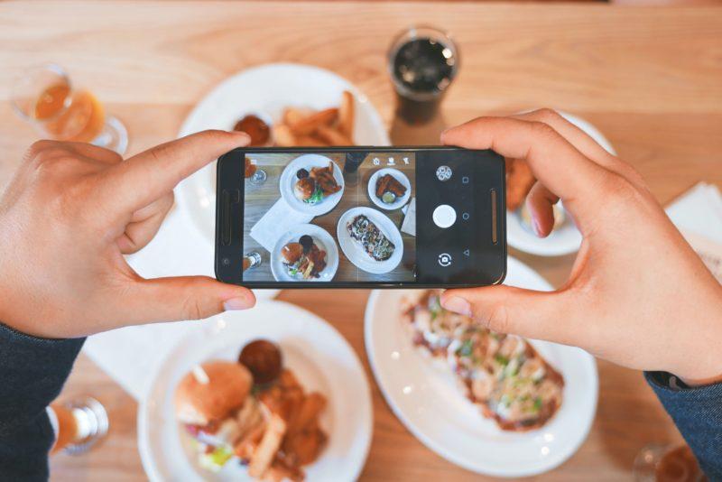 Kun je filters uitproberen van het Instagram verhaal van je vriend