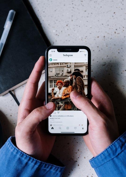 Hoe GIFs op Instagram plaatsen