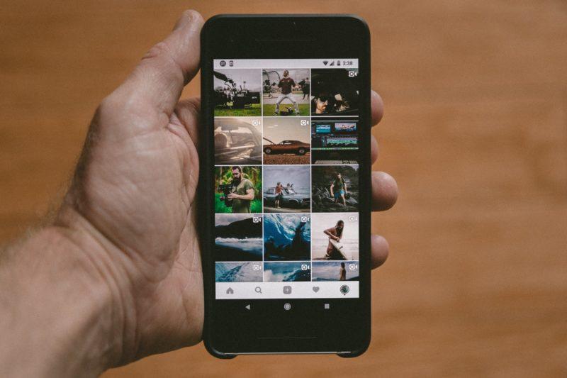 Wat is een Instagram filter?