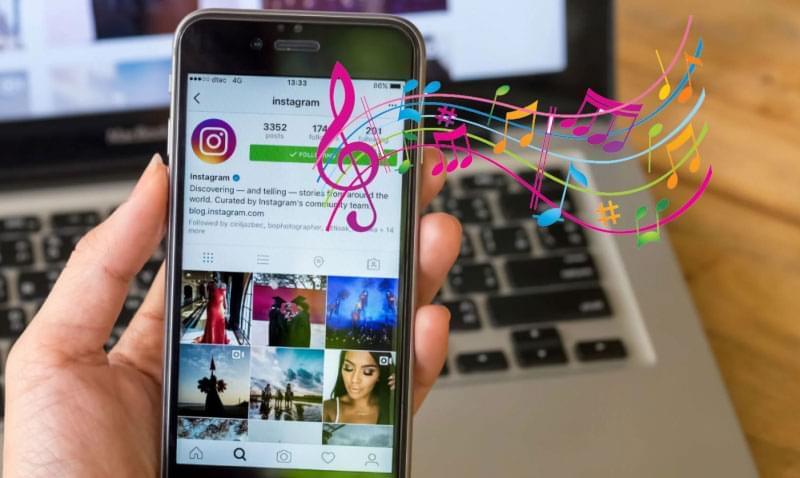 Comment ajouter de la musique à une Story Instagram