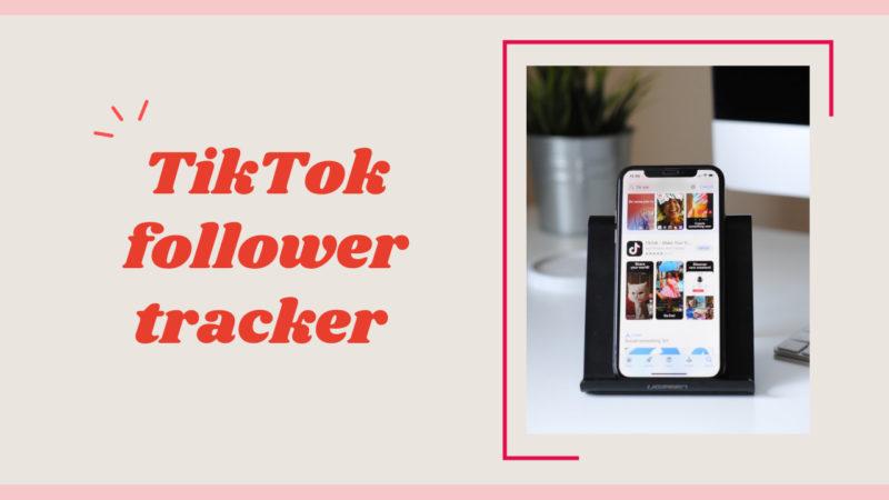 TikTok follower tracker