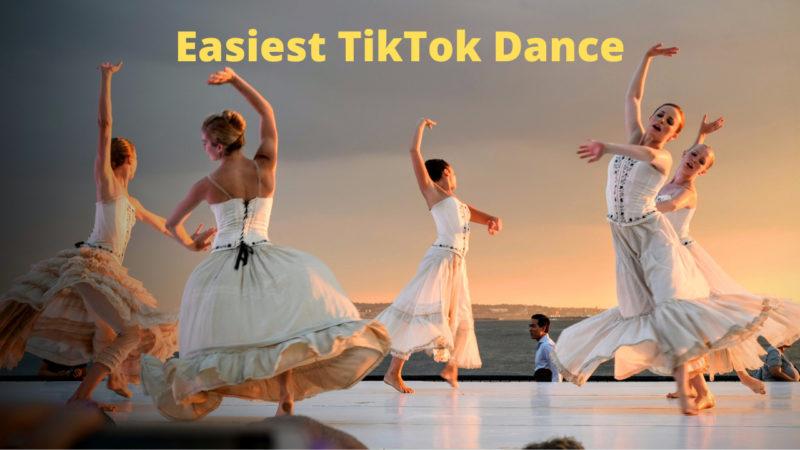 easiest TikTok dance
