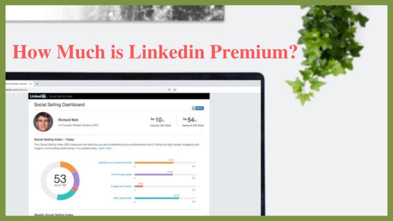 how much is linkedin premium