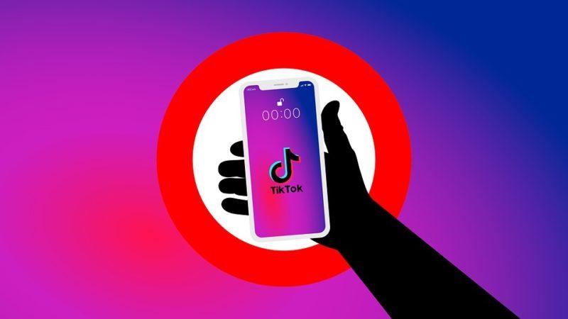 How to delete TikTok