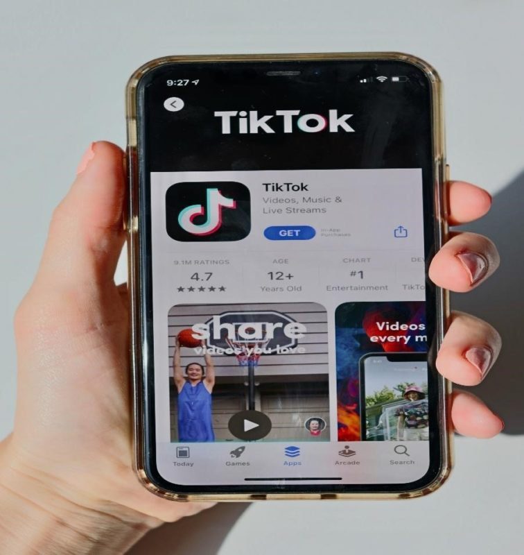 How to see who liked your TikTok