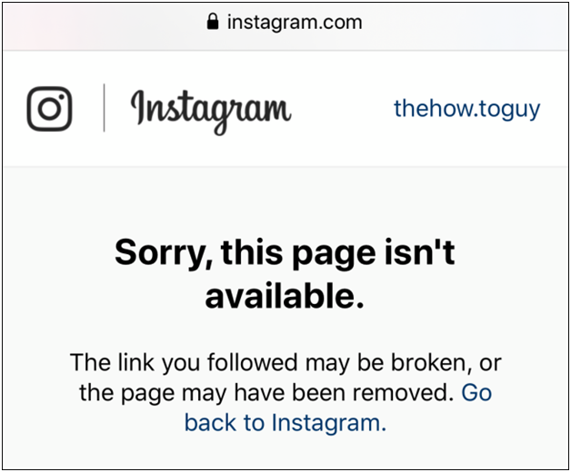 how to tell if someone blocked you in Instagram