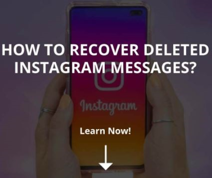 How To Recover Deleted Message From Instagram