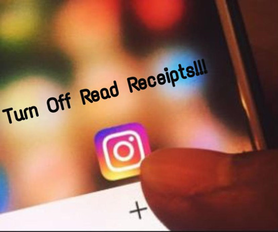How To Turn Off Read Receipts on Instagram