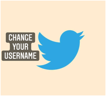 how to change a twitter username