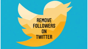 how to remove a follower on twitter