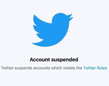 How Long Do Twitter Accounts Get Suspended For?