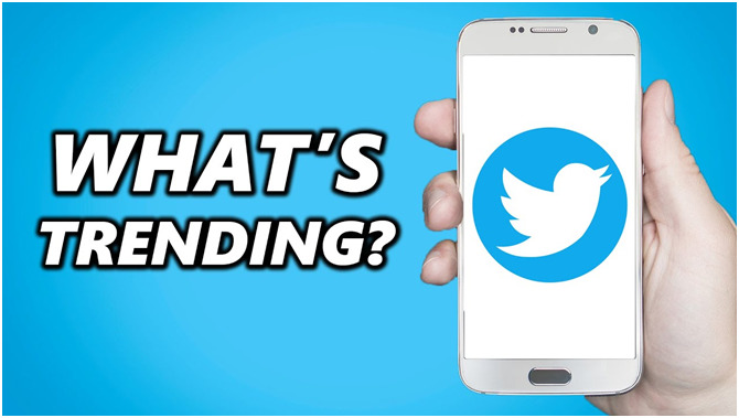 Three methods on how to see what's trending on Twitter