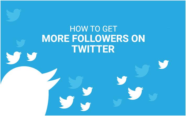 Nine simple methods on how to grow Twitter followers