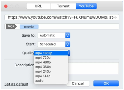how to post video on instagram from youtube