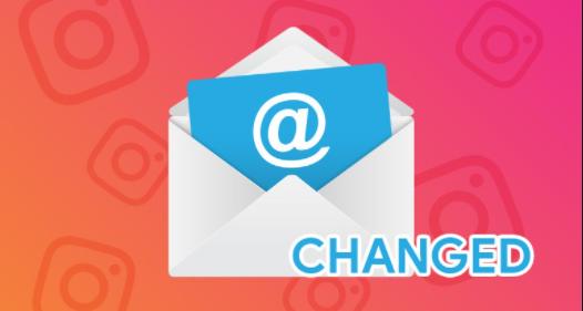Comment changer d'email sur Instagram