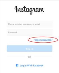 Voici comment changer d'email pour Instagram