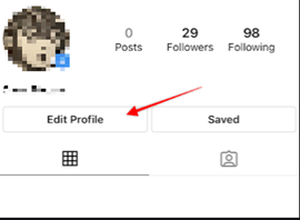 Étapes pour changer l'identifiant e-mail d'Instagram