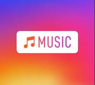 How To Play Music On Instagram Story