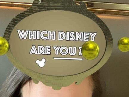 How To Do Which Disney Are You Instagram