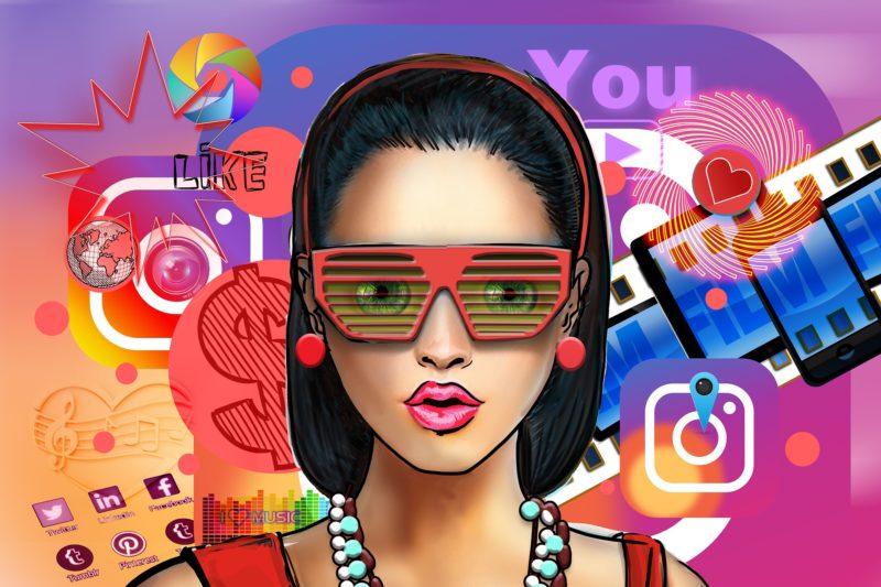 tiktok social influencer