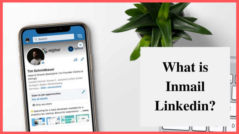 what is inmail linkedin
