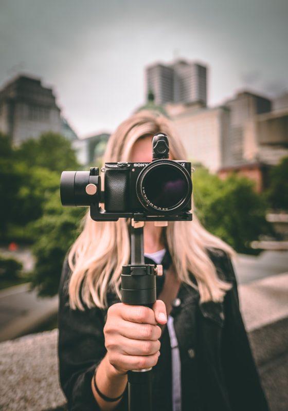 create tiktok video