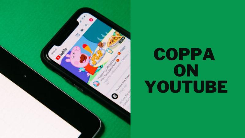 COPPA on Youtube