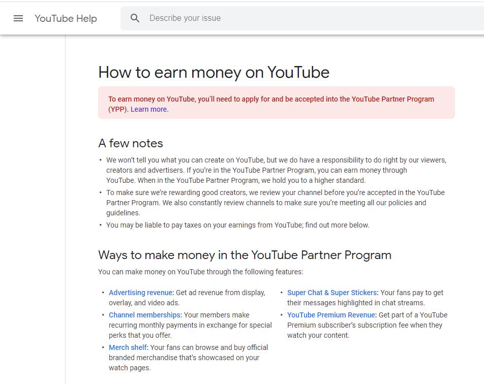 Hoeveel Kun Je Verdienen Per Weergave Op YouTube