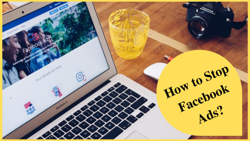 how to stop Facebook ads